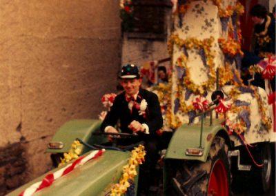 Fahrer Karl-Josef Schaefer 1970 1