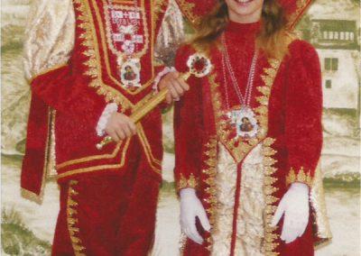 Kinderprinzenpaar 2003