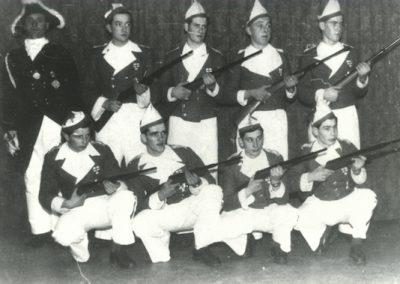 Prinzengarde 1954
