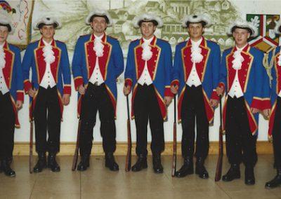 Prinzengarde 2005